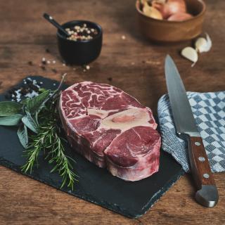 Rinder-Beinfleisch frisch 1St. ca. 600g