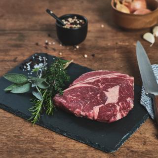 Rinder-Rib-Eye-Steak frisch 1 St. ca. 500g