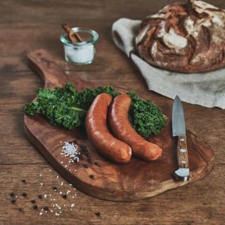 Koch-/Kohlwurst (2 Stück)