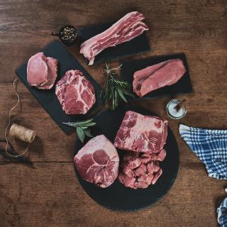 Schweine-Fleischpaket ca. 5kg