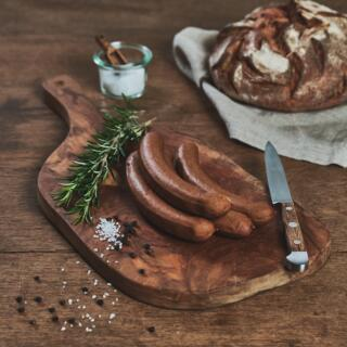 Rinds-Wiener  frisch (4 Stück/Packung)