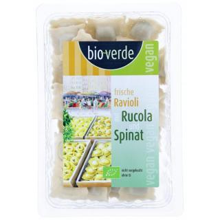Ravioli Rucola Spinat Füllung