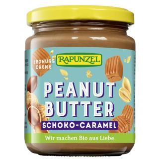 Erdnuss-Caramel Creme