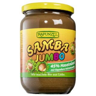 Jumbo-Samba Haselnuß