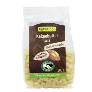 Kakaobutter mild Chips