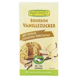 Bourbon Vanillezucker mit Cristallino
