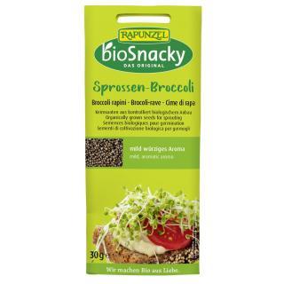 Sprossen-Broccoli bioSnacky
