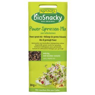 Power Sprossen-Mix bioSnacky