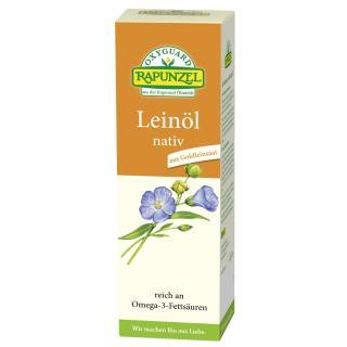 Leinöl nativ (500ml)