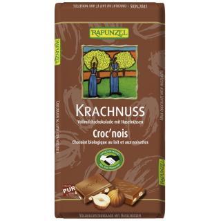 Krachnuss Rapadura- Schokolade