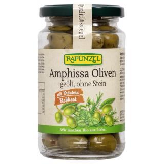 Amphissa Oliven mit Kräutern,