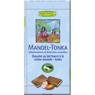 Vollmilch Schokolade Tonka-Mandel HIH