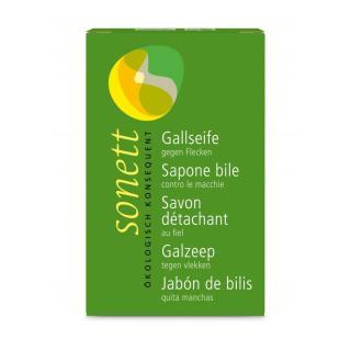 Sonett-Gallseife  im Stück