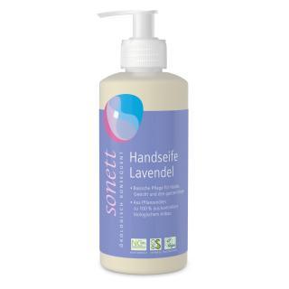Handseife Lavendel im Spender