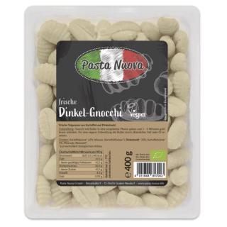 Frische Dinkel-Gnocchi