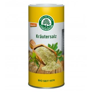 Kräutersalz Dose