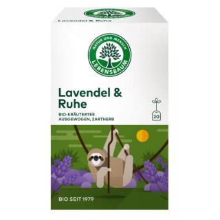 Lavendel & Ruhe TB