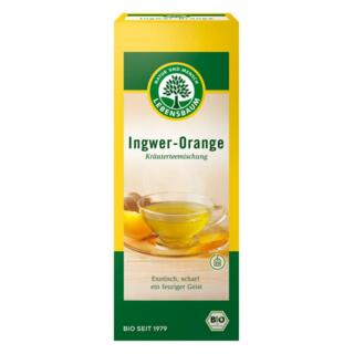 Ingwer Orange TB