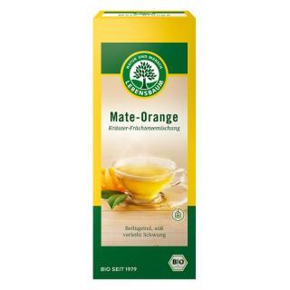 Mate Orange (Aufgussbeutel)