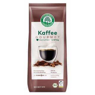 Gourmet Kaffee, kräftig gem.