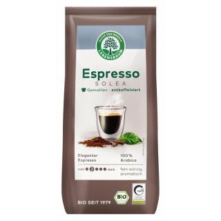 Solea Espresso entkoffeiniert und gemahlen
