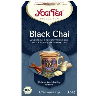 Yogi Tee Black Chai