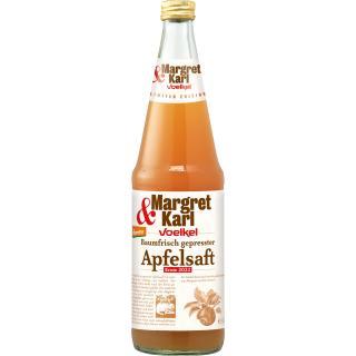 Apfelsaft Margret u Karl trüb