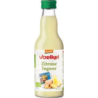 Zitrone Ingwer Saft