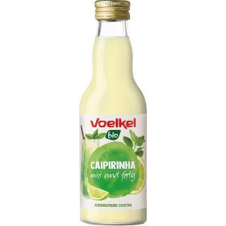 Caipirinha, alkoholfreier Cocktail