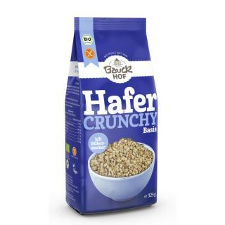 Hafer Crunchy Basis - glutenfrei - (MHD 04.11.21)