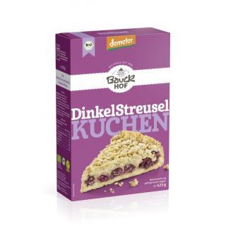 Dinkel Streuselkuchen