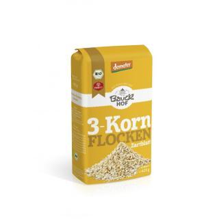 3-Korn Flocken Zartblatt
