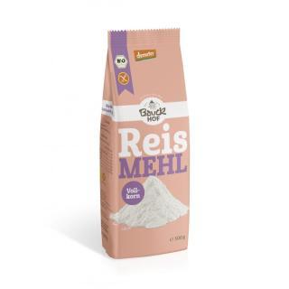 Reismehl-Vollkorn -glutenfrei-