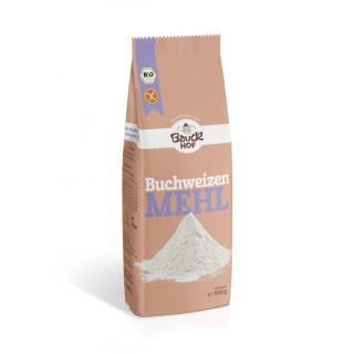 Buchweizenmehl-Vollkorn -glutenfrei-