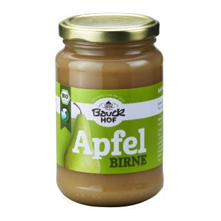 Apfel-Birnenmark