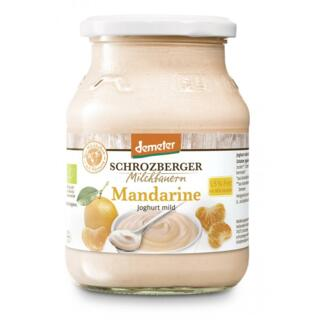 Joghurt Mandarine