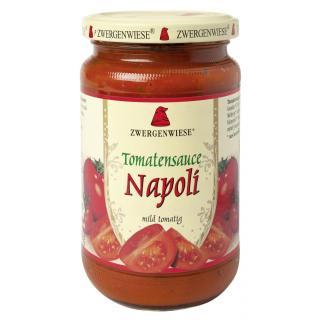 Sauce Napoli (mild tomatig)