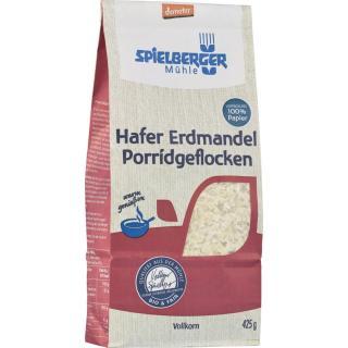 Hafer Erdmandel Porridgeflocken