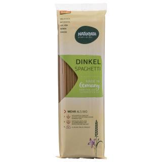 Helle Dinkel-Spaghetti Naturata