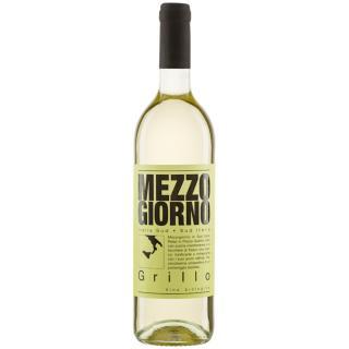Grillo Mezzogiorno weiß