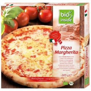 Steinofen-Pizza Margherita