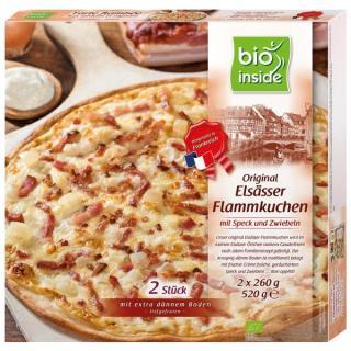 Original Elsässer Flammkuchen 2er
