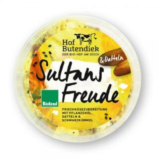 Sultans Freude mit Datteln