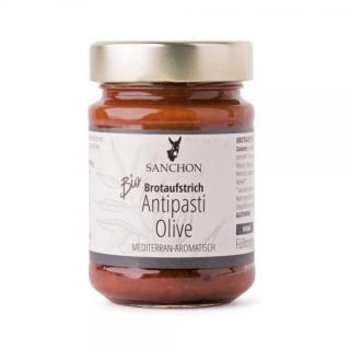 Antipasti Olive Aufstrich