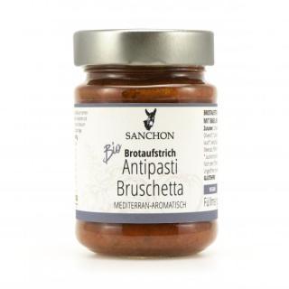 Brotaufstrich Antipasti Bruschetta
