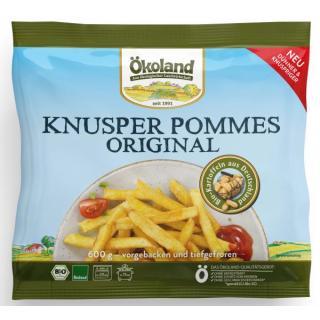 TK Knusper Pommes Glattschnitt