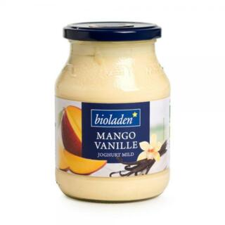bioladen*Joghurt Mango Vanille