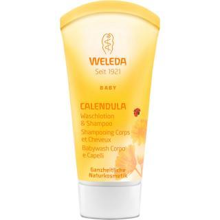 Calendula-Waschlotion & Shampoo