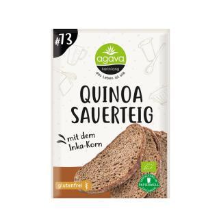 Quinoasauerteig Extrakt