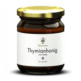 Ölkännchen Pinien Honig (Kreta)